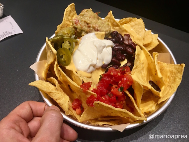 Nachos alla Maybe