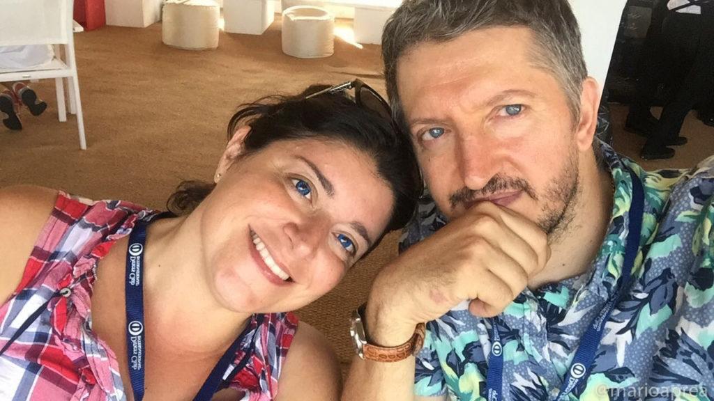 Selfie al taste of Roma