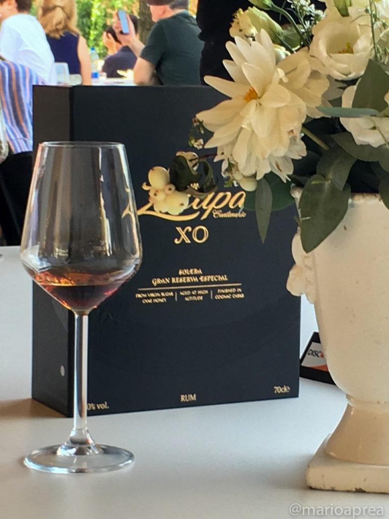 Degustazione di Zacapa XO